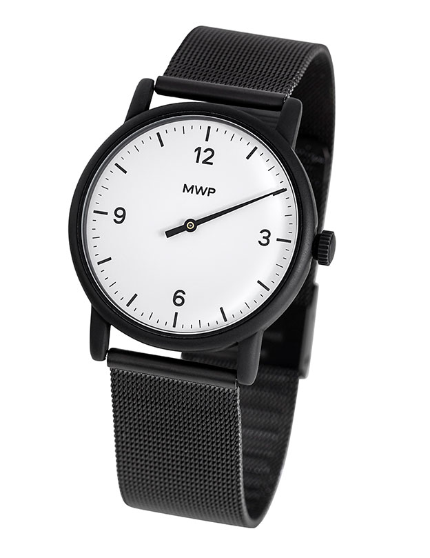 MWP Basic watches black