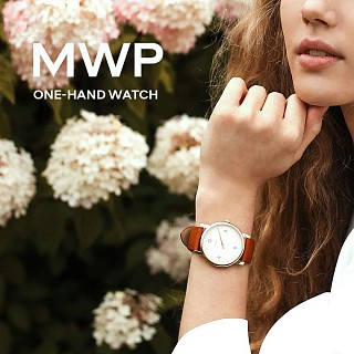 MWP one-hand watch